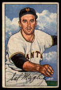 1952 Bowman #66 Sal Maglie VG Very Good
