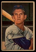 1952 Bowman #67 Johnny Groth VG Very Good