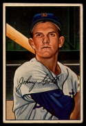 1952 Bowman #67 Johnny Groth EX Excellent
