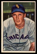 1952 Bowman #68 Jim Busby EX/NM