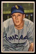 1952 Bowman #68 Jim Busby G/VG Good/Very Good
