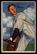 1952 Bowman #71 Vern Law VG/EX Very Good/Excellent