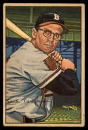 1952 Bowman #72 Earl Torgeson VG Very Good