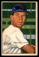 1952 Bowman #78 Lloyd Merriman VG/EX Very Good/Excellent