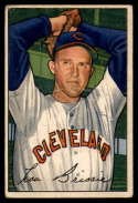 1952 Bowman #79 Lou Brissie G/VG Good/Very Good