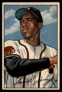 1952 Bowman #84 Sam Jethroe VG/EX Very Good/Excellent