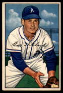 1952 Bowman #89 Billy Hitchcock VG/EX Very Good/Excellent