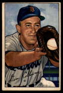 1952 Bowman #91 Don Kolloway VG/EX Very Good/Excellent
