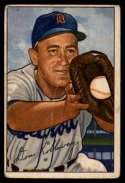 1952 Bowman #91 Don Kolloway P Poor