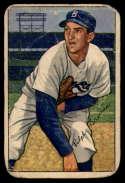1952 Bowman #96 Ralph Branca P Poor