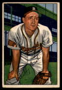 1952 Bowman #100 Sibby Sisti G/VG Good/Very Good