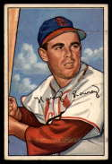 1952 Bowman #102 Peanuts Lowrey VG Very Good