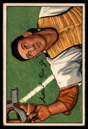 1952 Bowman #107 Del Rice VG/EX Very Good/Excellent