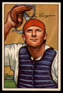 1952 Bowman #112 Smoky Burgess EX Excellent