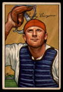 1952 Bowman #112 Smoky Burgess VG/EX Very Good/Excellent