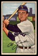 1952 Bowman #113 Al Zarilla EX Excellent