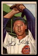 1952 Bowman #114 Frank Hiller EX Excellent RC Rookie