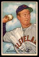 1952 Bowman #124 Birdie Tebbetts VG Very Good