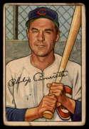 1952 Bowman #126 Phil Cavarretta P Poor