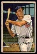 1952 Bowman #127 Dick Sisler VG/EX Very Good/Excellent