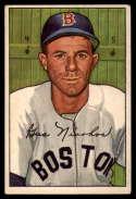 1952 Bowman #129 Gus Niarhos EX Excellent