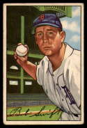 1952 Bowman #131 Bob Swift VG Very Good