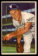 1952 Bowman #135 Mickey Harris EX Excellent