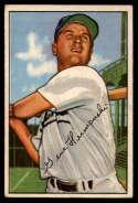 1952 Bowman #136 Gene Hermanski VG/EX Very Good/Excellent