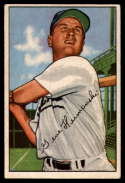 1952 Bowman #136 Gene Hermanski EX Excellent