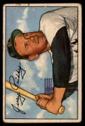 1952 Bowman #139 Jerry Priddy P Poor