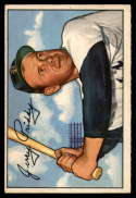 1952 Bowman #139 Jerry Priddy EX Excellent
