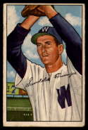 1952 Bowman #143 Sandy Consuegra VG Very Good