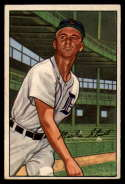 1952 Bowman #147 Marlin Stuart EX Excellent RC Rookie