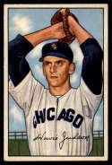 1952 Bowman #149 Howie Judson EX Excellent