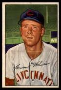 1952 Bowman #150 Herm Wehmeier EX++ Excellent++
