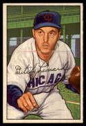 1952 Bowman #159 Dutch Leonard EX++ Excellent++