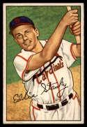 1952 Bowman #160 Eddie Stanky VG/EX Very Good/Excellent