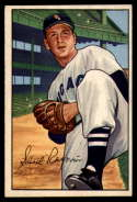 1952 Bowman #165 Saul Rogovin EX Excellent RC Rookie