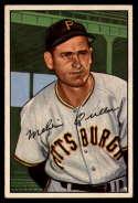 1952 Bowman #171 Mel Queen EX Excellent