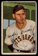 1952 Bowman #171 Mel Queen P Poor