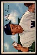 1952 Bowman #174 Mickey Grasso EX Excellent