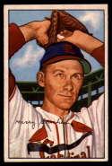 1952 Bowman #176 Harry Brecheen EX Excellent