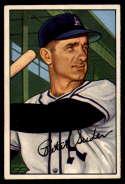 1952 Bowman #179 Pete Suder EX/NM