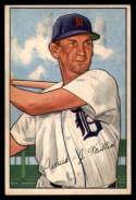 1952 Bowman #183 Pat Mullin EX/NM