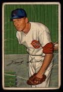 1952 Bowman #186 Frank Smith G/VG Good/Very Good RC Rookie
