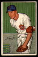 1952 Bowman #186 Frank Smith VG/EX Very Good/Excellent RC Rookie