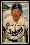 1952 Bowman #188 Chuck Dressen MG P Poor