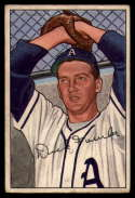 1952 Bowman #190 Dick Fowler VG Very Good