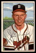 1952 Bowman #192 John Cusick EX Excellent RC Rookie