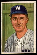 1952 Bowman #194 Bob Porterfield VG/EX Very Good/Excellent